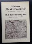 H.G. van den Bergh, A van den Bergh-Lap, W. Knippenberg  foto;s Noud Aartsen - Museum De vier Quartieren  1976 Tentoonstelling !991