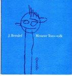 Bernlef, J. - Meneer Toto-tolk