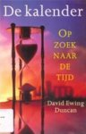 David Ewing Duncan & Harry Naus - De kalender