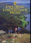 GORDON, SUSAN (editor) - AA Exploring Britain`s Long Distance Paths