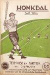 FRUGTE, D.J. - Honkbal Base-Ball: Techniek en taktiek