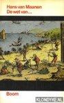 Maanen, Hans van - De wet van…