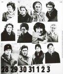 Toorn, Jan van ; Mart Spruijt - Kalender negentientweeenzeventig-drieenzeventig (1972-73)