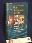 Breedveld, Willem (samensteller) - Het staatshoofd spreekt ; Een keuze uit de toespraken van Koningin Beatrix en Prins Claus.
