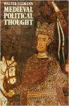 Ullmann, Walter - Medieval Political Though