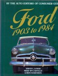 Lewis, David L., McCarville, Mike & Sorensen, Lorin (ds 1001) - Ford 1903 to 1984
