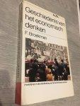 Broekman - Geschiedenis v.h. economisch denken / druk 1
