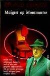 Simenon, Georges - 0118  Maigret  op Montmartre