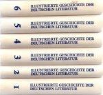 Salzer,   Von Trunk (ds1314 - Illustrierte Geschichte der Deutschen Literatur (6 delen)