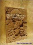 VANDEN BERGHE, Louis; - RELIEFS RUPESTRES DE L'IRAN ANCIEN,