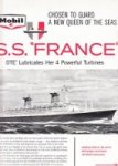 Mobil Oil Company - Brochure Mobil Lubricants for the ss France