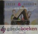 Koetsier-Schokker, Jannie - Freek en Gerdien en de inbrekers, Vertel cd *nieuw* --- Vijfde deel van Freek en Gerdien serie