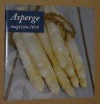 - Asperge magazine 2010