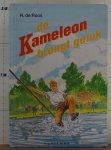 Roos, H. de - Hameeteman, Ruud (ill.) - k reeks - De Kameleon brengt geluk!