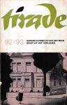 Oorschot, G.A. van e.a. (red.) - Tirade 92/93, jaargang 8, augustus/september 1964
