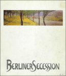 N/A. - BERLINER SECESSION.