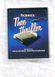Heuvel, Aad van den - Tomas Ross en Lydia Rood - Pickwick Thee Thriller .. Drie verhalen