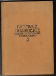 Jorissen, W.P. - Chemisch Jaarboekje deel II