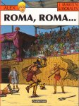 Martin, Jacques - Alex  24, Roma, Roma..., softcover, gave staat (nieuwstaat)
