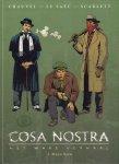 Chauvel / Le Saec / Scarlett - Cosa Nostra, Het Ware Verhaal, deel 1 t/m 10, hardcovers, gave staat (nieuwstaat)