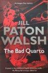 Paton Walsh, Jill - The Bad Qaurto, an Imogen Quy Mystery