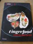 Hagenouw, Renate (vert0 en Elke Doelman (red) - Fingerfood / feestelijke hapjes