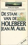 Auel, Jean M. - DE AARDKINDEREN DEEL 1 - DE STAM VAN DE HOLEBEER - PREHISTORISCHE ROMAN
