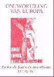 Div. auteurs - De AS 156 Ontworteling van Europa. 13e Jaarboek Anarchisme (Bijdragen van Hans Ramaer, André Brons, André de Raaij, Bert Altena e.a.)