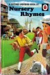 illustrations by FRANK HAMPSON - A Second Ladybird  Book of Nursery Rhymes