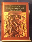 Steen, Albert - Norwegisches Holzschnitzkunst und Rosenmalerei ; Aventura Kulturführer
