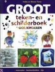 H. Tenta & W. Tenta - Groot teken- en schilderboek voor kinderen