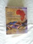 TOKUNBOH ADEYEMO , Forewords by John R.Stott and Robert K.Abogye-Mensah - Africa Bible Commentary. A One-Volume Commentary Written by 70 African Scholars.