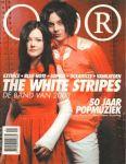 Diverse auteurs - Muziekkrant Oor, 2004, nr. 01 , met o.a.  EXTINCE, BLUE NOTE, WHITE STRIPES, ROB JUNGKLAS