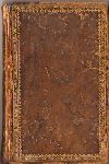 Goldsmith, Oliver - The Vicar of Wakefield  - a tale, supposed to be written by himself  -  stereotype edition printed in the seventh year of the french Republick