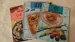 red. - Vis en zeevruchten + Kip + Koken met de Wok