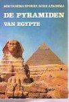Tadema Sporry, Bob en Tadema Auke A. - De pyramiden van Egypte.