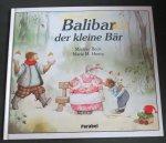 Beck, Martine and Henry, Marie M. (ills.) translation Anne Marie Wells - Balibar der kleine Bar