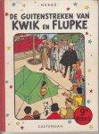 Hergé; [Remi, Georges] - De guitenstreken van Kwik en flupke [9]- 9de reeks.