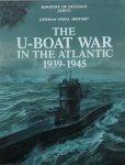 Hessler, Günther.  Hoschatt, A.  Rohwer, Jurgen. - The U-Boat war in the Atlantic, 1939-1945. German Naval History.