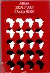 Gutkind P & Waterman P ( ed.) (ds1235) - African social studies , a radical reader