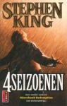 King, Stephen - 4 Seizoenen (cjs) Stephen King (NL-talig) pocket 9024522986 met voorop vermelding van 'DE LEERLING'. ALS NIEUW en ongelezen boek met een licht vouwtje op het achterplat