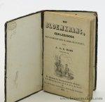 Hahn, A. E. E. - De bloemkrans, een leesboek ten gebruike der Vlaemsche scholen.