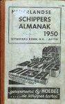 Keijzer, T.P. red. - Nederlandse Schippers Almanak 1950