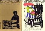 Helmut Andreas Paul Grieshaber; Hans Marquardt - Botschaften, Zeitzeichen : Bildbriefe, Holzschnitte, Texte, Notate