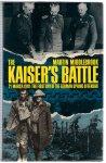 Martin Middlebrook - Kaiser's Battle