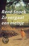 Snoek, René - Zo vergaat een meisje