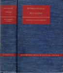 Strausz-Hupé, Robert / Possony, Stefan T. - International Relations. In the Age of the Conflict Between Democracy and Dictatorship