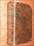 ANTIPHONARIUM ROMANUM: - Antiphonarium Romanum, geschikt om de vesperen te zingen in de Roomsch-Catholyke kerke der Nederlandsche Zendinge. Vijfde uitgave.