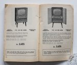 Radio Bourse - Catalogus Radio Bourse 1960 - Radio AM-FM, Television - televisie, HI-FI Stereo, Enregistreurs - Bandopnemers, Pick-up