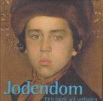 Voolen, Edward van - Jodendom (Een boek vol verhalen), kleine hardcover + stofomslag, gave staat